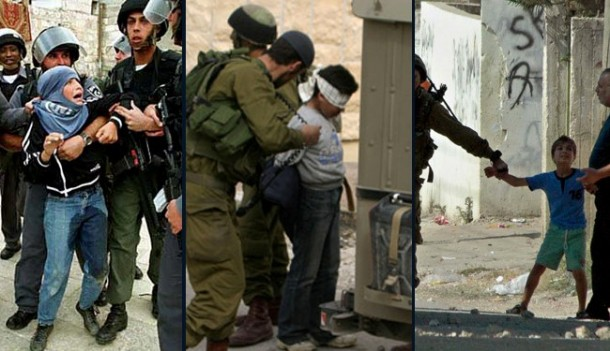 No less than 2,053 Palestinian children have been killed by Israelis since September 29, 2000.